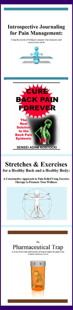 spinal stenosis books